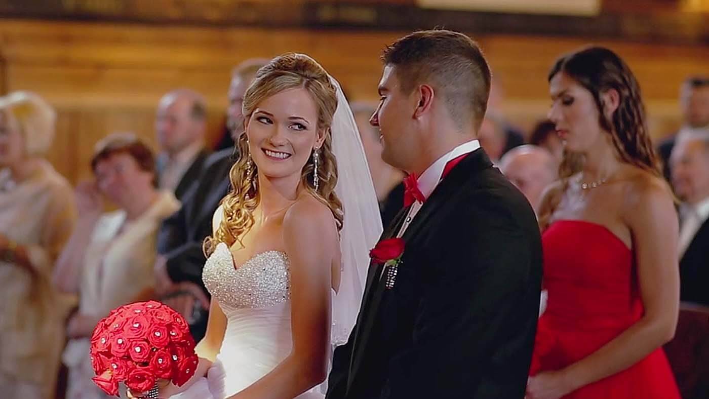 film weselny z Warszawy