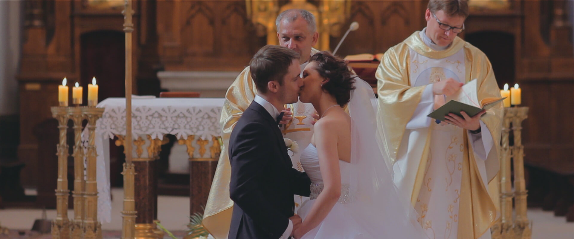 video z warszawskiego wesela